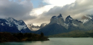 Forest Fire in Torres del Paine