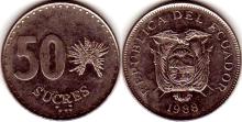 0050+Sucres+Ecuador+1988