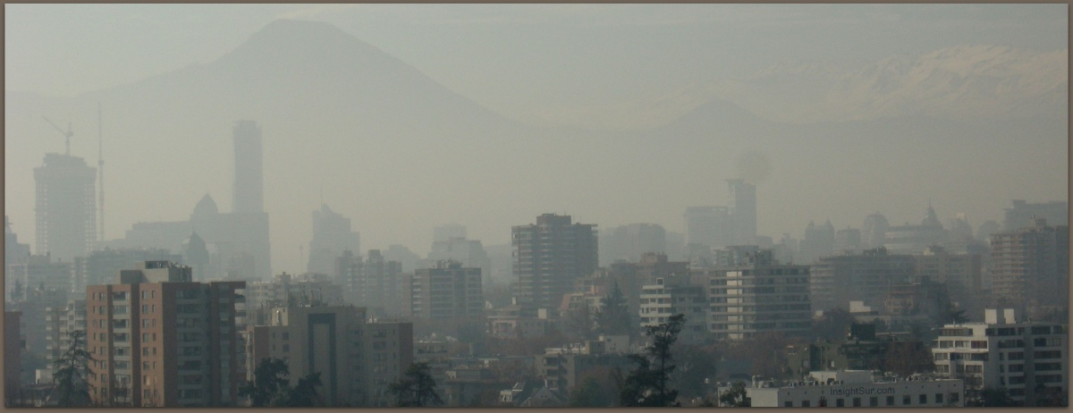 Hazy Outlook for Santiago