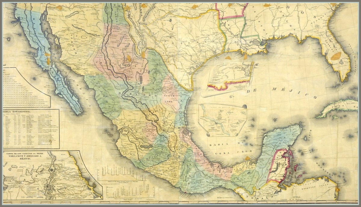 How the United States Nearly Annexed the Yucatán