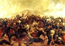 arica battle